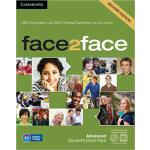 【预订】Face2face Advanced Student's Book