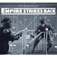 英文原版 《星球大战:帝国反击战》电影制作画册 精装 正传三部曲艺术设定集 The Making of Star War