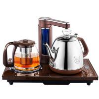 家用全自动上水电热水壶泡茶保温电水壶茶具烧水壶304