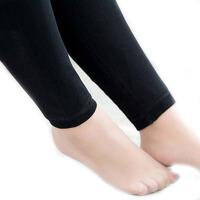 秋冬季打底裤厚加绒女外穿踩脚加肥加大码胖mm200斤