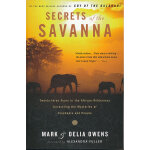 Secrets of the Savanna(ISBN=9780618872503) 英文原版