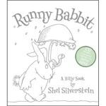 Runny Babbit Book and Abridged CD 谢尔・希尔弗斯坦经典绘本:尼巴子兔(书+CD) ISBN9780061130472