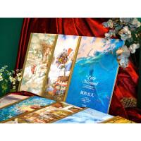 经典童话大师绘本 小红帽 冰雪女王 野天鹅 睡美人 海的女儿 安徒生童话 名画 斩获诸多国际奖项 果麦文化出品