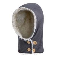 户外抓绒帽子冬厚男女士保暖防风滑雪帽骑行头套运动帽