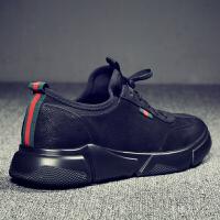 2019新款韩版男士休闲春季潮流百搭鞋子板鞋潮鞋运动皮鞋懒人男鞋