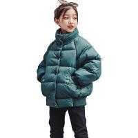 儿童冬装洋气马甲小女孩外套宝宝棉袄潮