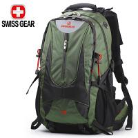 SWISSGEAR瑞士军刀登山包户外背包旅行背包 多功能大容量减负运动双肩背包35L