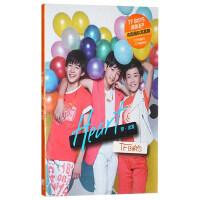 正版现货TFBOYS新专辑TF BOYS HEART梦出发CD+海报+写真集