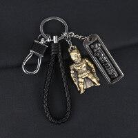 【好货优选】太空人书包挂件网红创意太空机器人宇航员汽车钥匙扣ins挂饰钥匙链礼物