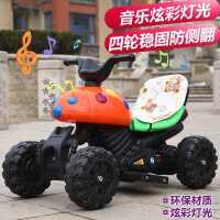 甲壳虫儿童玩具车可坐人充电摩托遥控电瓶电动车男孩可以骑的0-3