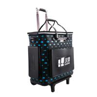 拉杆钓箱加厚EVA钓鱼桶 50升水桶鱼护桶多功能渔获桶渔具垂钓 支持礼品卡支付