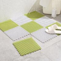 浴室拼接地毯儿童洗澡淋浴满铺防滑垫卫生间地垫门垫厨房垫子