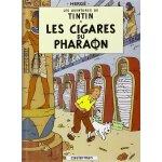 法语原版 丁丁历险记 法老的雪茄 法语漫画 Les Aventures de Tintin, Tome 4 : Les