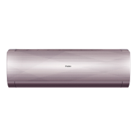 Haier/海尔 大一匹 无氟变频冷暖 壁挂式空调 一级能效 自清洁KFR-26GW/12MAA21AU1