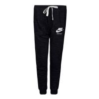 Nike耐克女裤 运动休闲针织透气收口长裤 883732-010