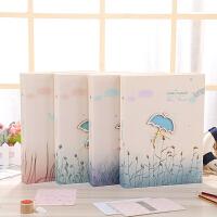 同学录纪念册韩国创意唯美清新活页小学初中生毕业女留言册100页