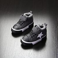 儿童棉鞋童鞋冬季女童棉鞋保暖休闲鞋