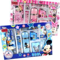正品迪士尼小学生儿童文具礼盒套装活动赠品大礼包