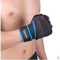 男女健身运动手套半指硅胶防滑透气运动手套锻练哑铃举重护腕防滑 可礼品卡支付