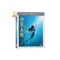 动画片 小美人鱼1 3D 2D 蓝光碟 2BD50