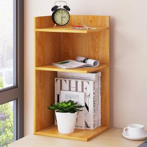 书架 简易桌上架子置物架简约现代格架卧室收纳架简易储物架家具用品