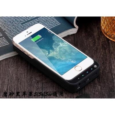 20000毫安苹果6背夹充电宝iphone7plus超薄6s专用8手机壳电池5新款5s背甲SE后背s