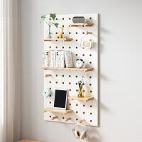 【一件3折】北欧风书架置物架简约落地书柜桌上学生客厅简易小书架桌面省空间