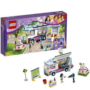 [当当自营]LEGO 乐高 Friends好朋友系列 心湖新闻转播车 积木拼插儿童益智玩具 41056
