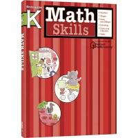 Harcourt Family Learning - Math Skills Grade K 哈考特家庭辅导数学专项练习