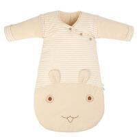 秋冬季加厚款宝宝防踢被子 幼儿童睡袋用品