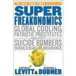 Super Freakonomics 超级魔鬼经济学Steven Levitt(史蒂文・莱维9780062003201