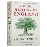 A Short History of England 英格兰简史 英文原版