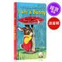 【满300-100】I Am a Bunny 我是一只兔子 进口儿童 英文原版绘本纸板书 名家richard scarry幼儿英语启蒙绘本0-3岁廖彩杏书单 可搭brown bear