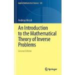 【预订】An Introduction to the Mathematical Theory of Inverse P