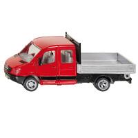 [当当自营]siku 德国仕高 1:50 轻型卡车 合金车模玩具 U3538