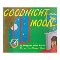 【首页抢券300-100】Goodnight Moon 晚安月亮 亲子共读 吴敏兰廖彩杏书单 入门启蒙绘本 色彩感知 儿