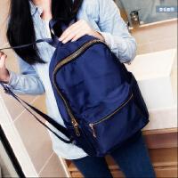 新款女包潮包尼龙双肩包女牛津布韩版休闲旅行背包学院风书包