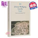 【中商原版】【德文版】浮士德1和2 德文原版 Faust I und II 歌德 Johann Wolfgang Go
