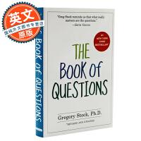 问题之书 英文原版 The Book of Questions: Revised and Updated 乔治・斯托克