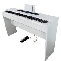 奇宝居 电钢琴88键重锤 立式家用成人学生考级数码电子钢琴