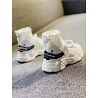 秋儿童男童冬女童运动鞋子童鞋宝宝袜子棉鞋小童