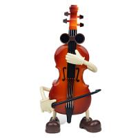 小提琴八音乐盒模型创意生日礼物送女圣诞节礼品友女生送闺蜜同学