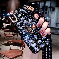 网红iPhone7plus手机壳女苹果6个性时尚iphone6水钻透明7p防摔硅胶i8潮牌6s
