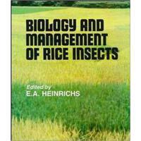 【预订】Biology and Management of Rice Insects 9780470218143
