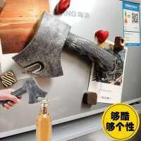 创意仿真斧头开瓶器 雷神锤开瓶器 启瓶器 个性啤酒起瓶器冰箱贴