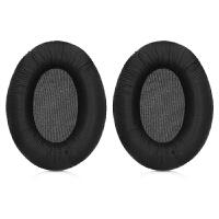 适用森海塞尔HD201 HD201S耳机套海绵套 蛋白质耳套耳棉HD180耳罩