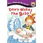 DON'T WAKE THE BABY 汪培�E第一阶段 Penguin Group pic 读本 英文原版