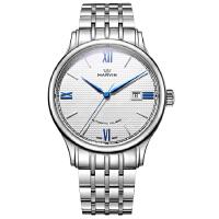 瑞士Marvin摩纹 莫尔顿160圆形系列(Malton 161 Round Collection)M117.13.23.11 机械男士手表