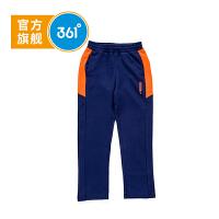 【冰点秒杀价:54】361° 361度童装 冬季男童裤子针织加厚长裤儿童K51743552