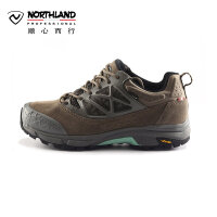 【超级品牌日 聚划算价折上9折】诺诗兰NORTHLAND 户外徒步鞋女士耐磨保暖低帮透气鞋 FH992566